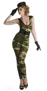 Halloween Costumes Army Gun Costume Coveralls Army Surplus Store