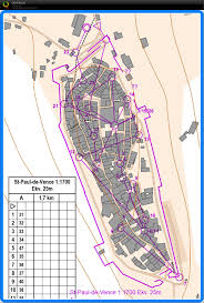St Paul Campus Map St Paul De Vence Sprint Training September 20th 2012