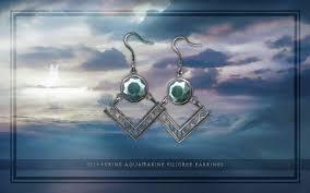 skyrim earrings test hdt earrings at skyrim nexus mods and community