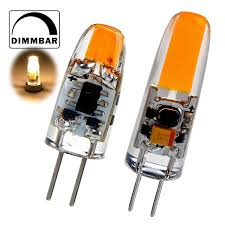 g4 1 5w 2w cob led capsule led bulb replace halogen light lamp