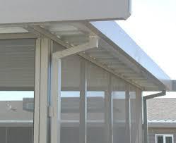 Standing Seam Metal Awning Standing Seam Awnings Rodgers Awnings Custom Aluminum Window