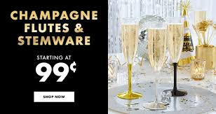 new years chagne flutes 2018 new year s party supplies new year s decorations