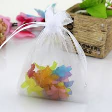 large organza bags large organza bags 50pcs lot 30x40cm white jewelry bag gifts toys