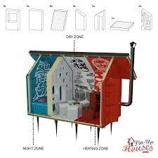 prefab tiny house france pin up houses