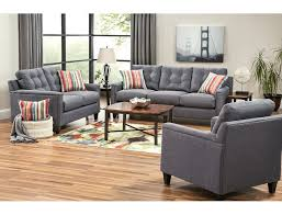 Slumberland Living Room Sets by Slumberland Platte Collection 5 Pc Gray Package