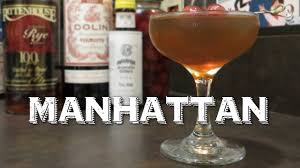 classic manhattan drink manhattan the classic rye whiskey cocktail how to make the