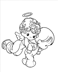 633 precious moments coloring pages images