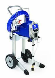 paint sprayer graco magnum 261820 prox9 hi boy cart airless paint sprayer power
