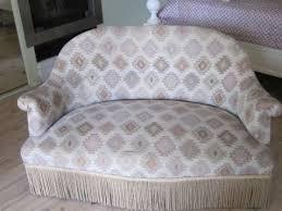 canap crapaud 2 places banquette et fauteuil crapaud à st priest meubles décoration