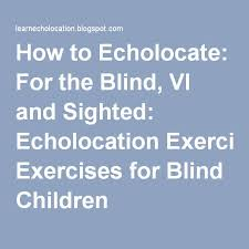 Echolocation For The Blind 31 Best I Work Out Images On Pinterest Squat Workout Ab And