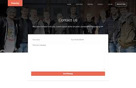 responsive bootstrap theme for promoting your product u2013 velocity