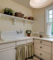 Vintage Laundry Room Decor 13 Best Images Of Decorating Laundry Room Utility Sink Small