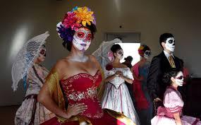 Dia De Los Muertos Costumes Day Of The Dead