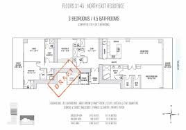 luxury townhome floor plans elysee miami floor plans u0026 pricing released edgewater u0027s newest