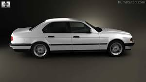 1992 bmw 7 series bmw 7 series e32 1992 by 3d model store humster3d com