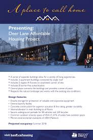 banff ab official website housing