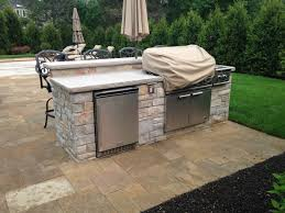 Backyard Grill Chicago by Custom Built Outdoor Living Hardscape U0026 Fireplace Contractors Chicago