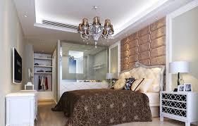 dressing chambre adulte design interieur coin dressing chambre coucher adulte salle bain