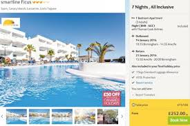 all inclusive lanzarote from 208pp incl flights 7 nights