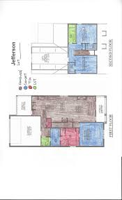 Jefferson Floor Plan by Jefferson Therese Winnington