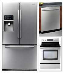 Cool Kitchen Appliances by Decor Stainless Steel Kitchenaid Appliance Package With Black