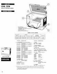 Fluorescent Light Fixture Parts Diagram by Oldcolemanparts Com Parts Diagrams
