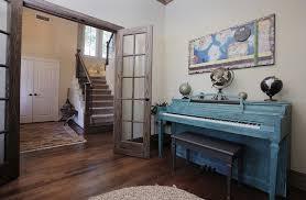 Drapes Dallas Dallas Original Mixed Home Office Rustic With Wood Flooring Sheer