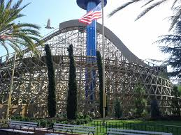 hello from california u0027s great america coaster101