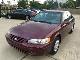 1998 toyota camry 1998 used toyota camry 4dr sedan le automatic at car guys serving