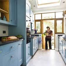 ideas for galley kitchens galley kitchen design ideas 16 gorgeous spaces bob vila