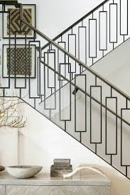attractive staircase railing design stair ideas handrail pics