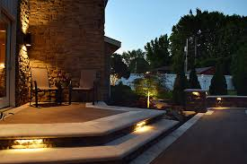 Lights On Patio Outdoor Landscape Lighting Solutions In Fishers Indiana