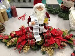 christmas traditions santa centerpiece design by christian rebollo