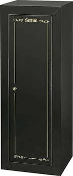 stack on 18 gun convertible gun cabinet sentinel 12 0 cu ft 18 gun convertible steel security cabinet with