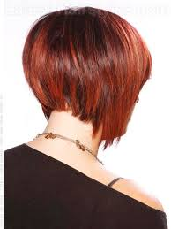 short brunette hairstyles front and back beautiful back cut and gorgeous color hidden stack shaped cut