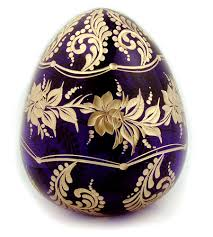 floral egg faberge style 4 at holy store