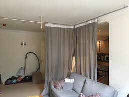 Ikea Curtains Vivan by Vivan Ikea Curtains And Rail In Bournemouth Dorset Gumtree