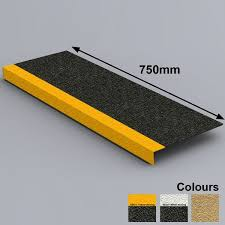 anti slip grp stair tread covers 750mm