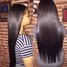 sew in 4 bundles 7a malaysian straight hair weave virgin remy sew in