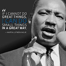 martin luther king i a testo today we celebrate the and achievements of martin luther king