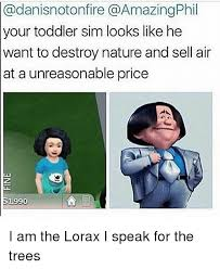 Toddler Memes - adanisnotonfire your toddler sim looks like he want to destroy