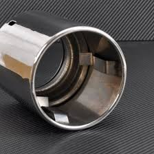 nissan altima exhaust tips aliexpress com buy citall 2pcs stainless steel exhaust tail rear