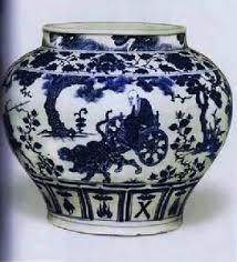Blue And White Vases Antique Yn13 Jpg