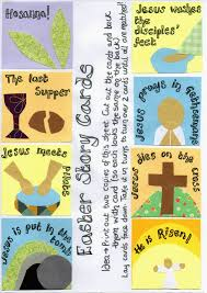 flame creative children u0027s ministry easter story picture card