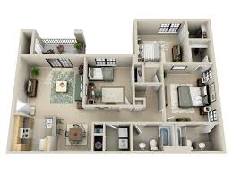 3 bedroom 2 bath floor plans 3 bed 2 bath apartment in moody al the oaks of st clair