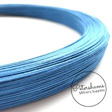 millinery wire 0 4mm cotton covered millinery wire petershams