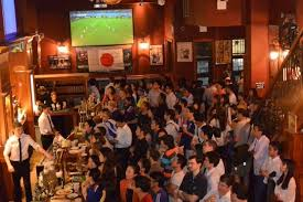 Top Sports Bars In Nyc Top 4 Places To Watch Samurai Blue In The World Cup