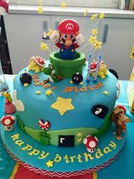 mario cake mario cake pinteres