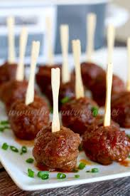 crock pot ultimate party meatballs the country cook