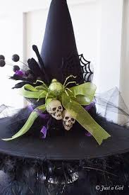 Witch Decorating Ideas Best 25 Witch Hats Ideas On Pinterest Witch Party Halloween